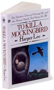 To Kill a Mocking Bird - Book Cover